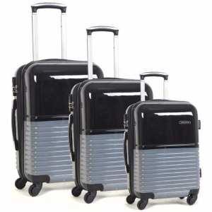 Valija Travel Tech Rigida Grande 28 - 4 Ruedas 360 Candado