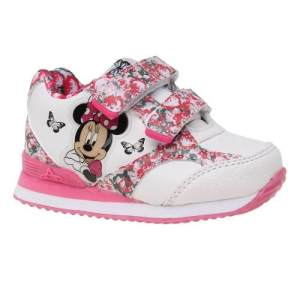 Zapatillas Disney Minnie Con Luces Addnice - Mundo Manias