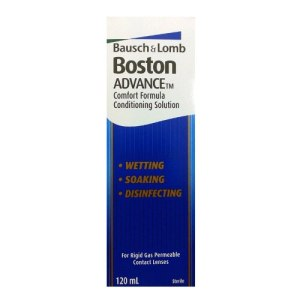Boston Advance Acondicionador 120ml Lentes Contacto Rígidas