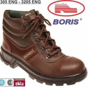 Calzado Seguridad Boris Botin Trabajo Zapato Puntera 3305