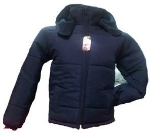 Campera De Chicos Abrigadas C/polar Vs Colores Ideal Escolar