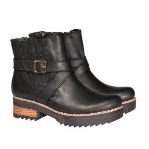Borceguito Borcego Mujer Bota Zapatos Almacen De Cueros