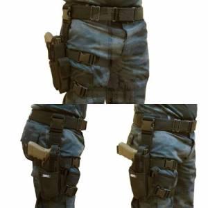 Promo Cinturón Táctico+ Muslera Swat Deluxe Nivel 2 Seg Sft®