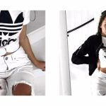 Remera Adidas Mujer Originals/ Sport Performance - Algodón