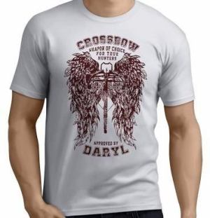 Remera The Walking Dead Daryl Twd