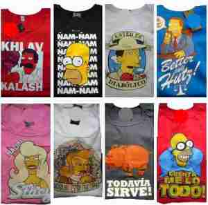 Remeras The Simpsons Unicas! Homero Adult |mr Korneforos|
