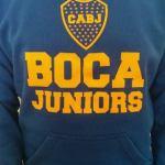 Buzos Boca Juniors Personalizadas La 12 !!
