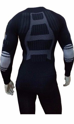 Camiseta Térmica De Compresión Primera Piel Baffin