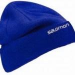 Gorro Polar Beanie Salomon Fourax Nieve Frio Invierno Unisex