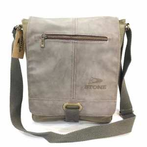 Morral Marca Stone Local Belgrano Tikal