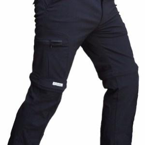 Pantalon Cargo Desmontable Secado Rapido Trekki Bermuda Slim
