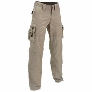 Pantalon Hombre Trekking Cargo Desmontable Secado Rapido