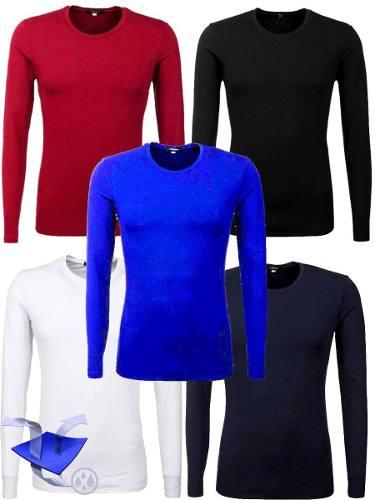 Remera Camiseta Termica Dry Fit Primera Capa Niños Jeans710  4bbfcd25039fe