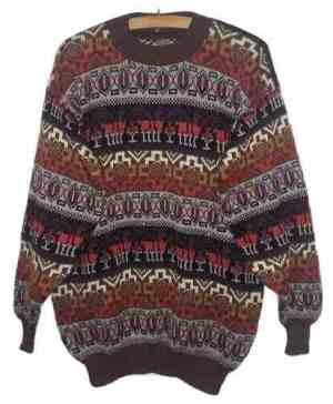 Sweaters Pullover Primavera Bariloche Lana De Alpaca Unisex