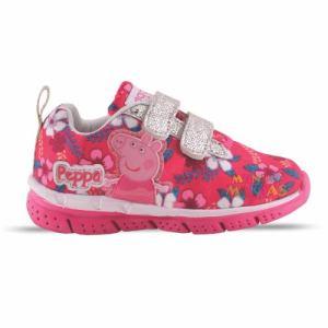 Zapatillas Con Luces Peppa Pig Footy #934 #935 Mundo Manias