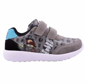 Zapatillas Plantas Vs. Zombies Con Luces Footy 761 Manias