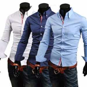 Camisa Entallada Slim Fit Lisa Varios Colores Única