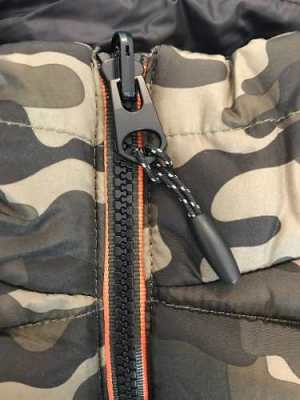 Campera Importada Tipo Uniqlo Camuflada Reversi Envíos Grat