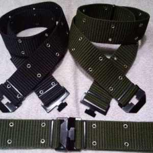 Cinto O Cinturon Militar Tactico Con Hebilla Nato