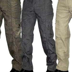Pantalon Cargo Reforzado Unisex Jeans710