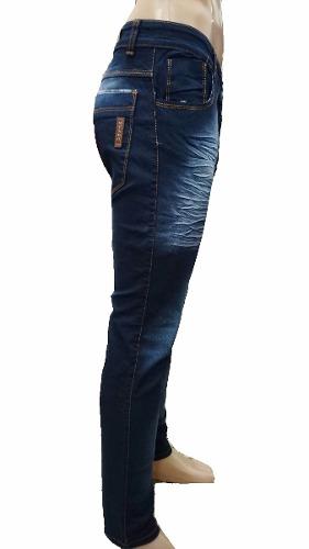 Pantalon Jean Chupin Elastizado Hombre La Mejor Calidad!