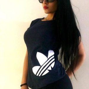 Remeras adidas Originals Logo Dama Coleccion 2017