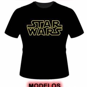 Remeras Personalizadas Star Wars Todos Los Talles
