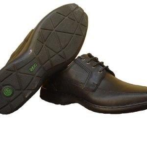 Zapatos De Cuero Para Hombre Base Febo Caucho