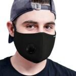 Tapaboca Máscara Premium Stoper Filtro Incorporado Lavable