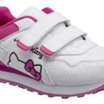 Topper Zapatilla Niñas Hello Kitty - Running Theo Cs