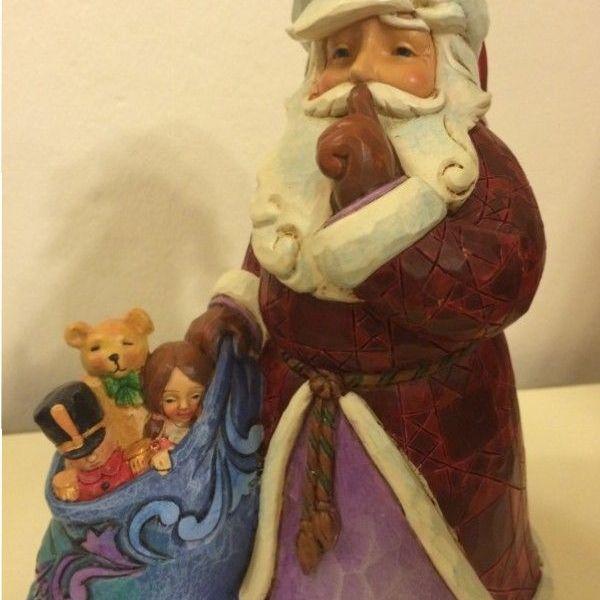 Papa Noel de los juguetes