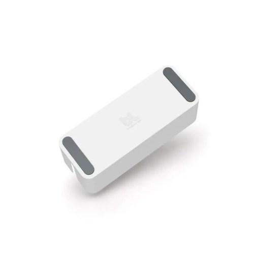 Caja recogecables Cablebox blanco