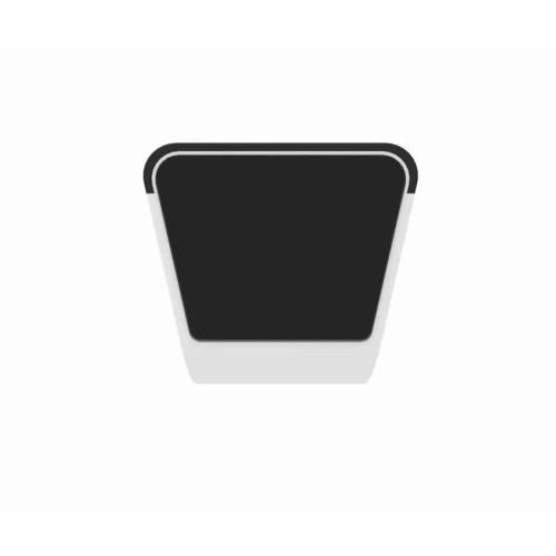Stand Milo para smartphones color blanco