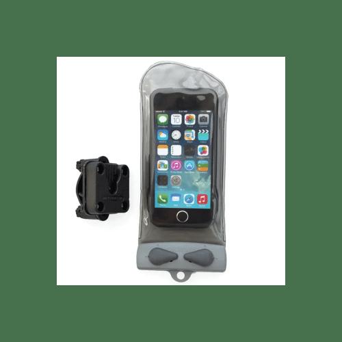 Funda Aquapac 110 IPX8 con soporte para manillar mini