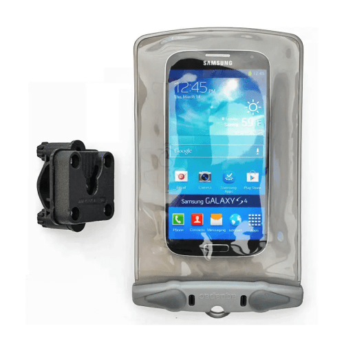 Funda Aquapac 350 IPX8 con soporte para manillar pequeña