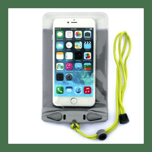 Funda Aquapac 358 IPX8 para móvil y GPS mediana
