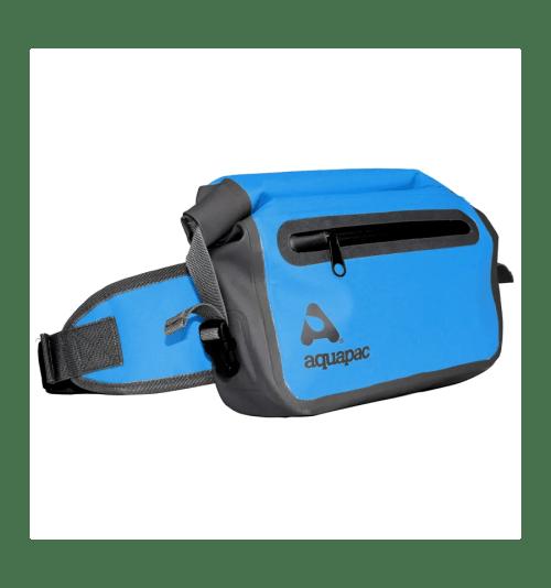 Riñonera trailproof Aquapac 823 IPX6 azul/negro 1
