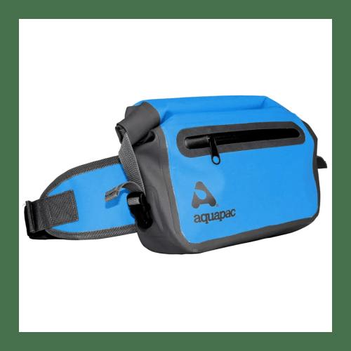 Riñonera trailproof Aquapac 823 IPX6 azul/negro