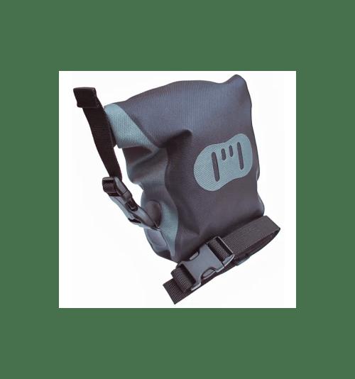 Riñonera multiuso con funda Interior extraible Aquapac 020 pequeña gris con cinturon