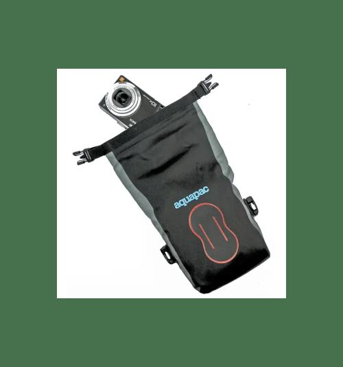 Riñonera multiuso con funda Interior extraible Aquapac 020 pequeña gris con cinturon 1