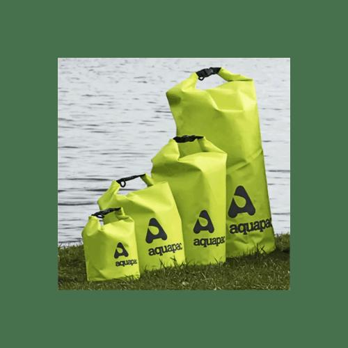 Petate trailproof Aquapac 715 IPX6 de 25l lima