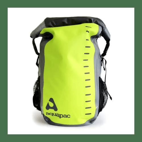 Macuto trailproof Aquapac 791 IPX6 de 28l lima/gris