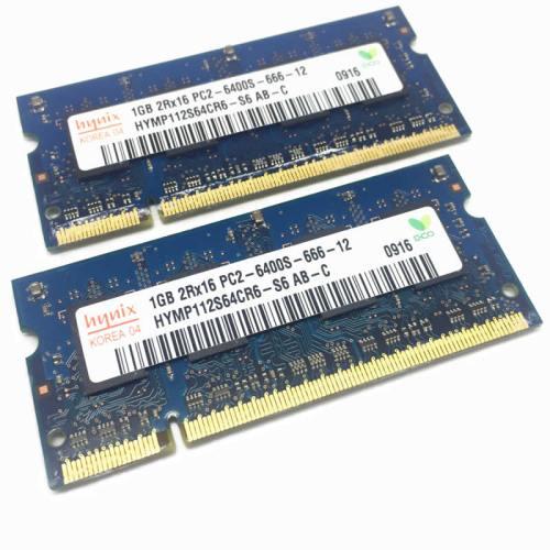 Módulo de memoria Hynix SO-DIMM DDR2 1GB 800 Mhz