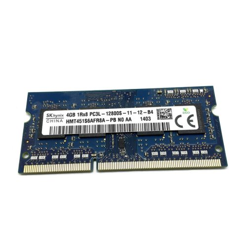 Módulo de memoria SKHynix SO-DIMM DDR3 4GB 1600 Mhz Original Apple