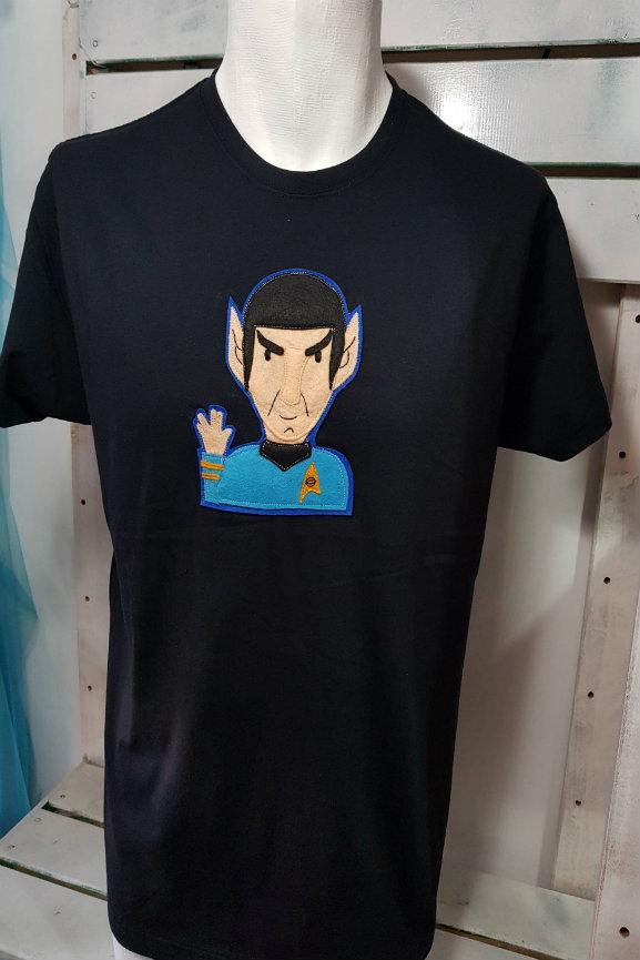 Camiseta Sr Spock
