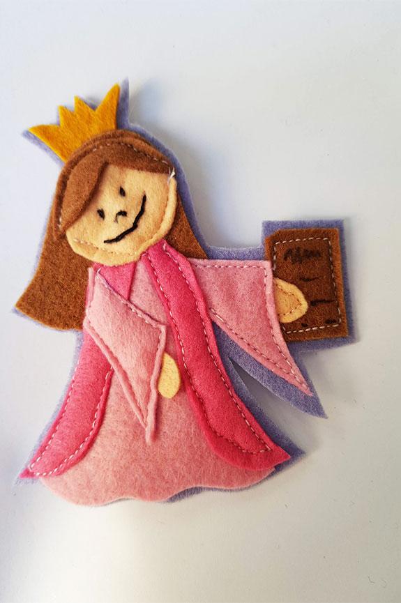 broche de Princesa