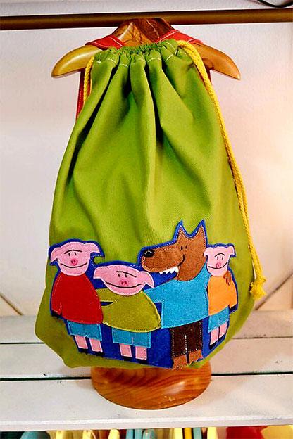 mochilas de diseños originales