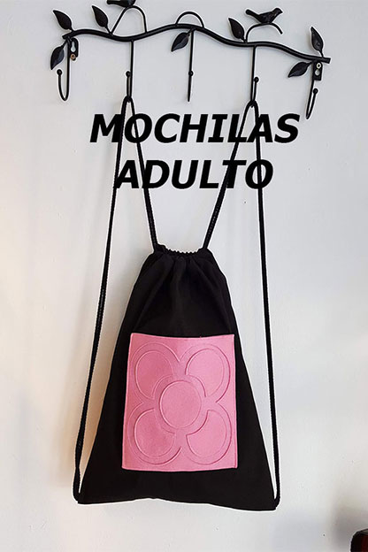 mochilas adulto