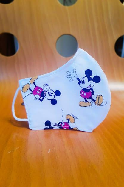 Mascarilla Mickey