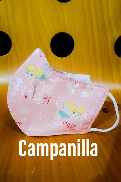 mascarilla Campanilla